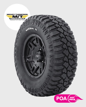 Mickey Thompson Deegan 38 Mud Terrain 265x70x17 - POA